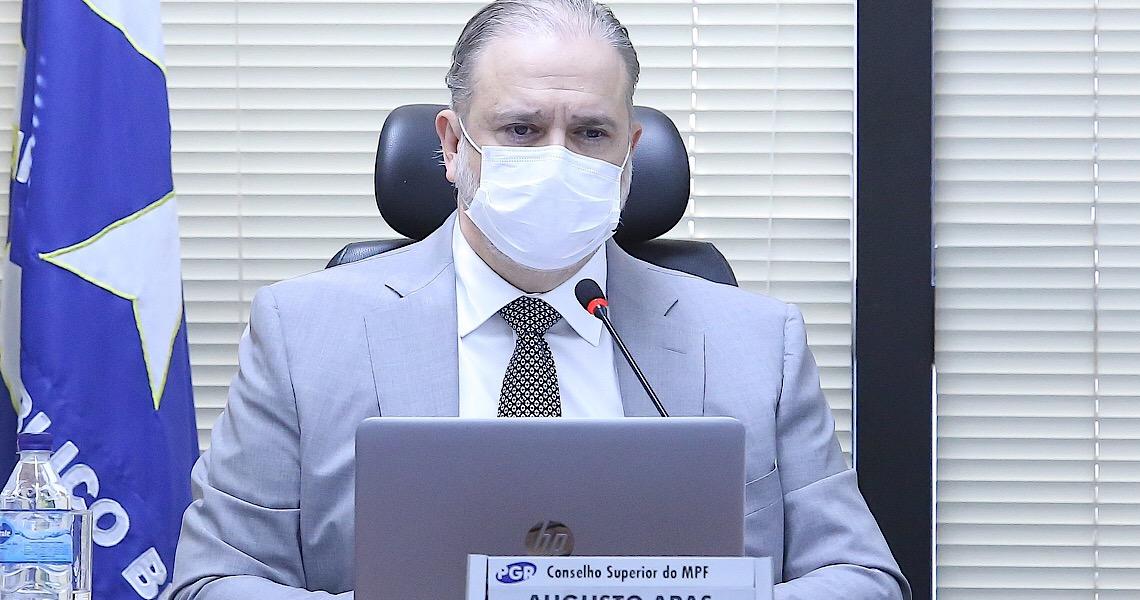 Portaria de Augusto Aras pode inibir novas delações