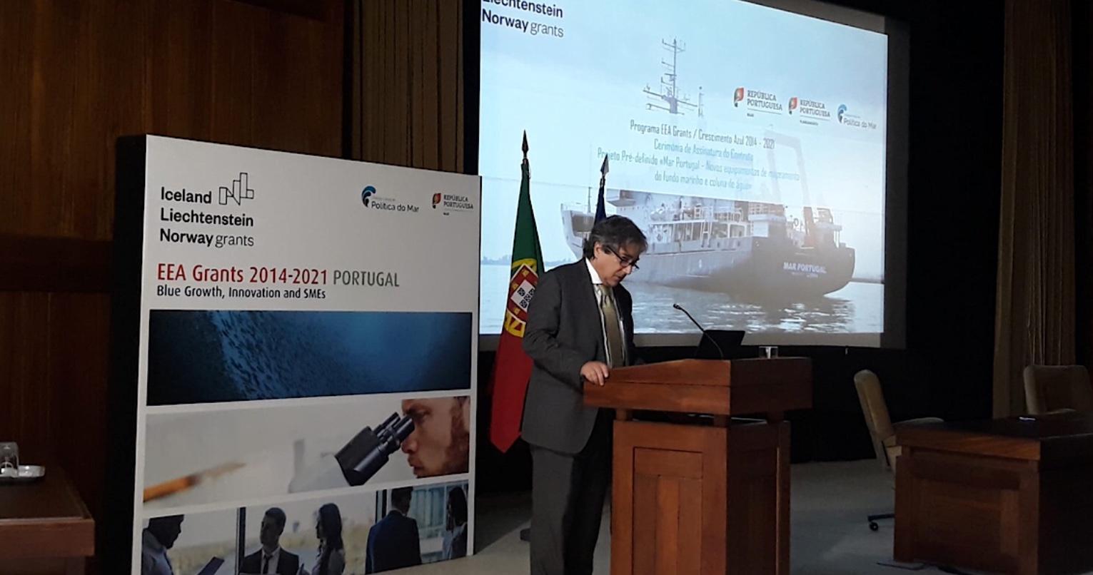 Reforçada capacidade de Portugal na investigação científica no oceano