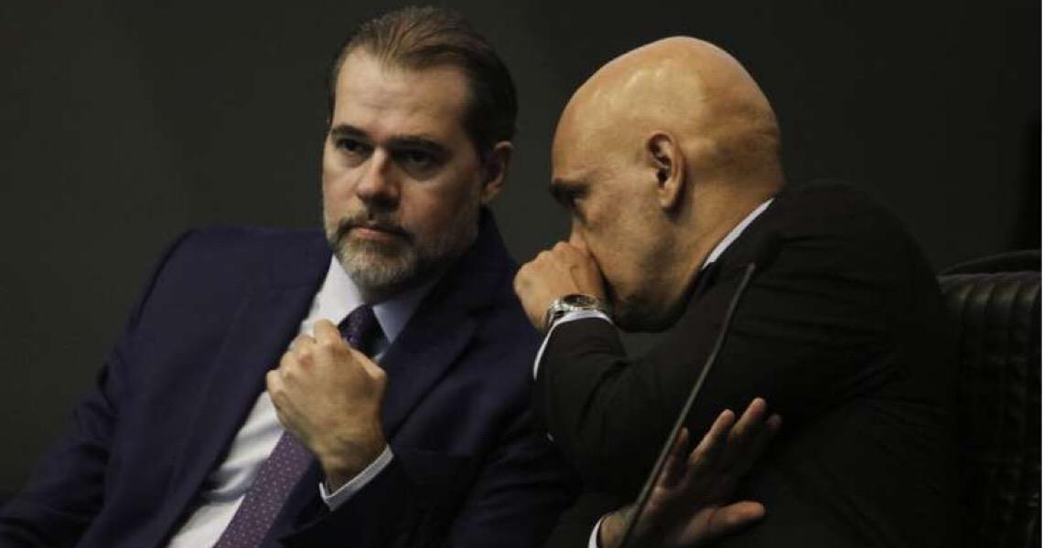 Toffoli rejeita pedido do PTB para suspender inquéritos contra bolsonaristas