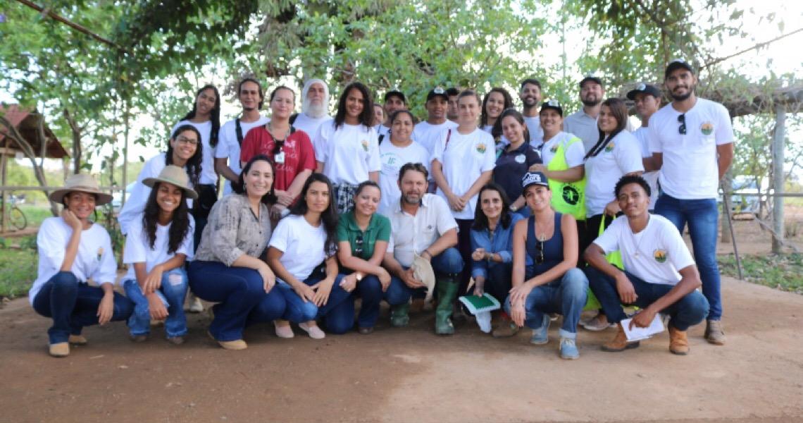 Emater-DF estimula jovens a empreender no campo
