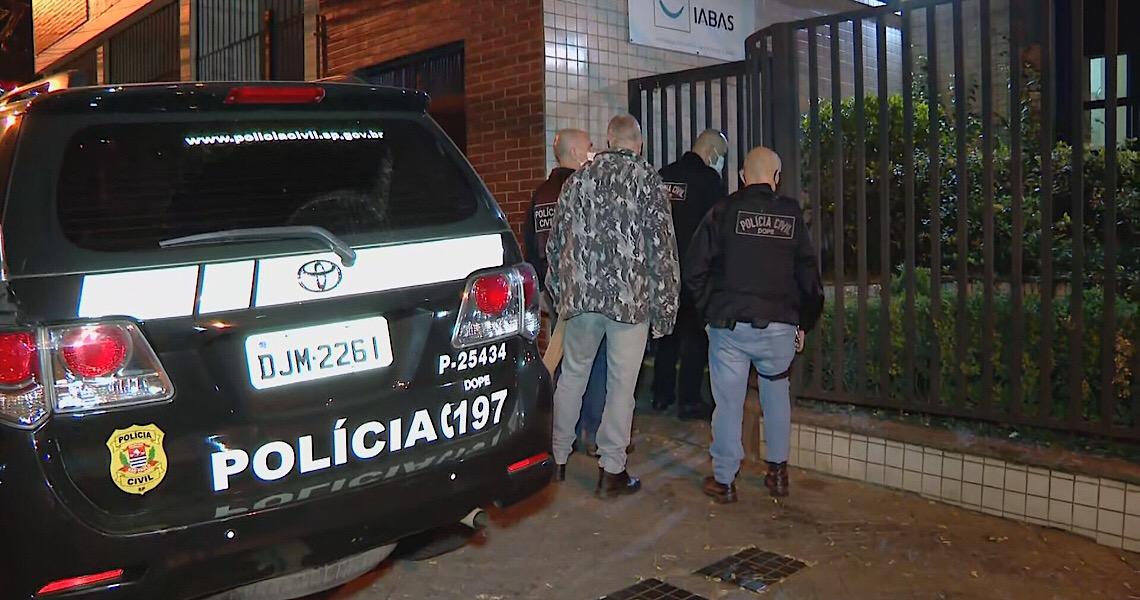 MP e Polícia Civil realizam operação em SP e RJ contra desvios na saúde