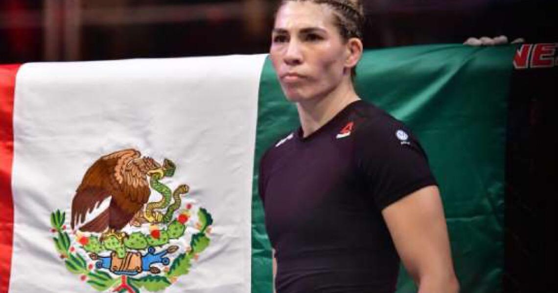 Covid-19: Irene Aldana testa positivo e luta principal de UFC é adiada