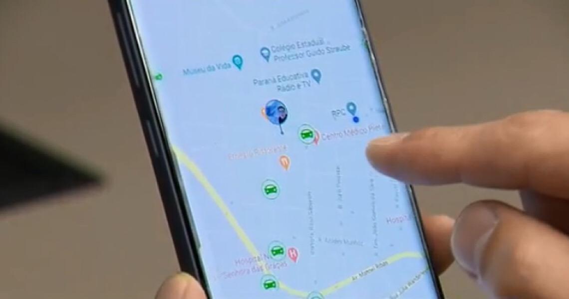 Criminosos usam aplicativo de corrida para aplicar novo golpe contra idosos no DF