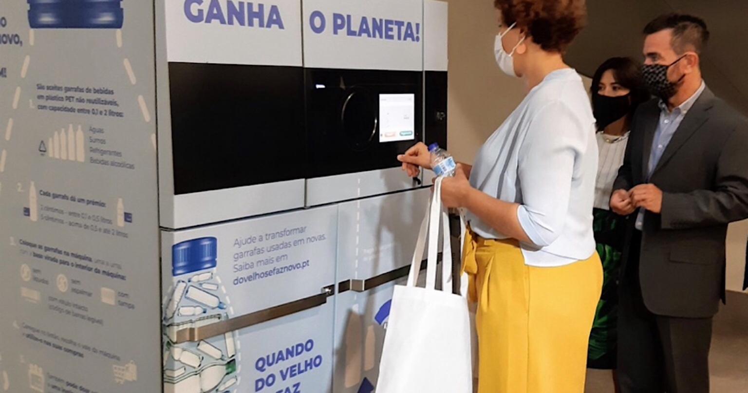 Projetos de reembolso de depósitos para garrafas e bebidas cumprem ambição de Portugal