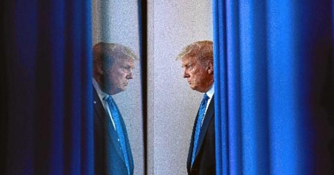 A 100 dias da decisão. O republicano Donald Trump e uma campanha desorientada