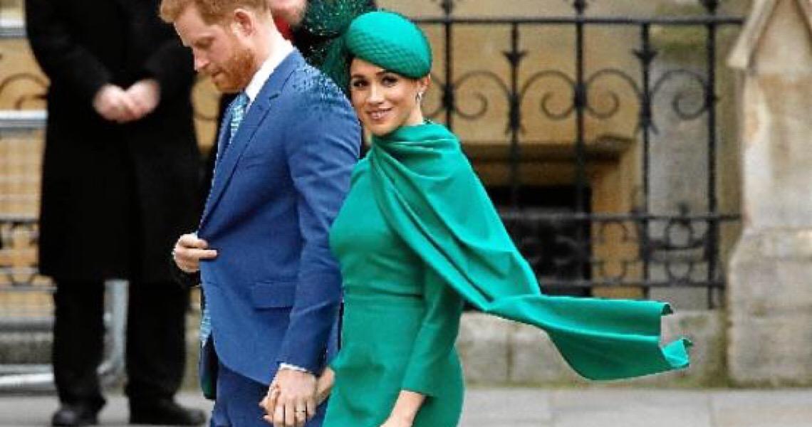 Detalhes inconvenientes. Livro revela nova versão do afastamento de Harry e Meghan da família real britânica