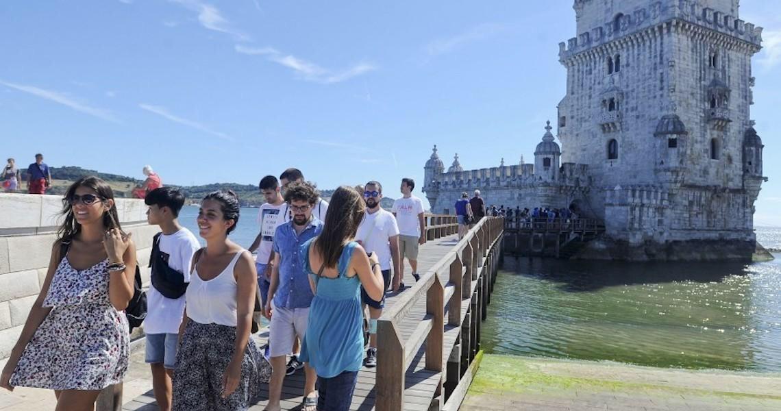 Estudo prevê 16 mil turistas em Lisboa por causa da Champions e impacto de 50 milhões de euros