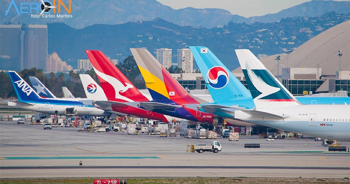 Brasil reabre fronteiras aéreas, permitindo entrada de estrangeiros
