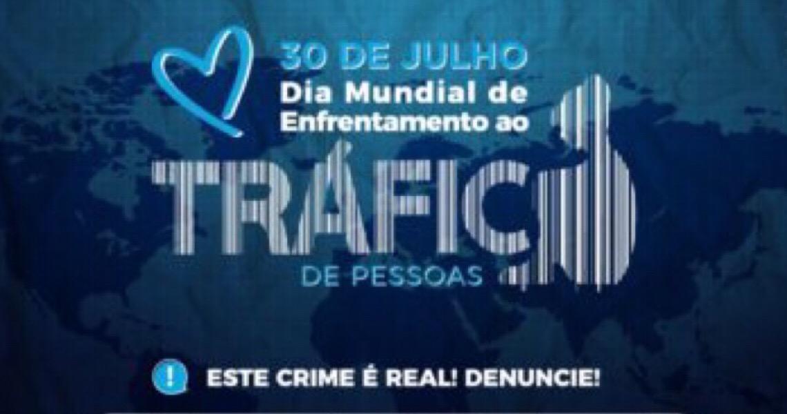 Sejus: Canal para dúvidas e receber denúncias sobre tráfico de pessoas