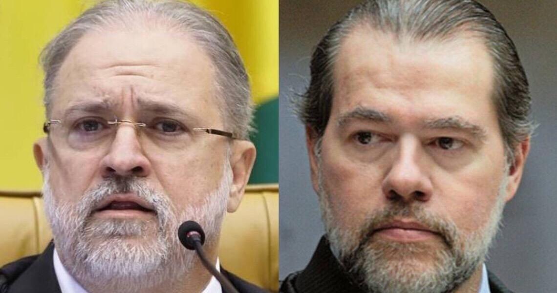 Toffoli confunde investigação com julgamento e se junta a Aras na caça a Sérgio Moro