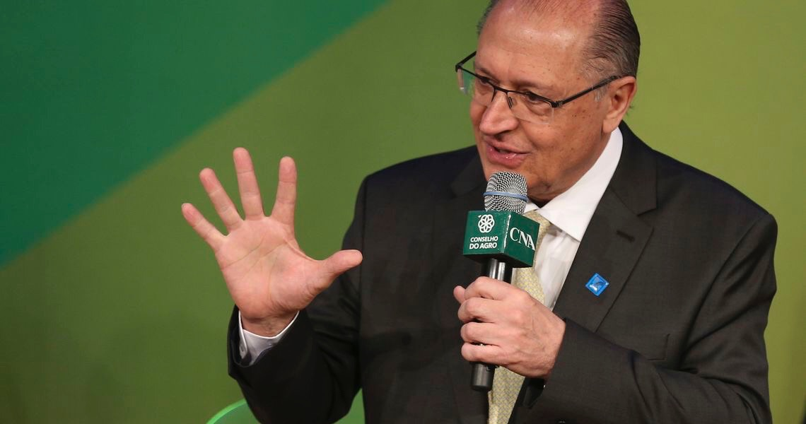 Geraldo Alckmin vira réu por caixa dois, corrupção, lavagem de dinheiro
