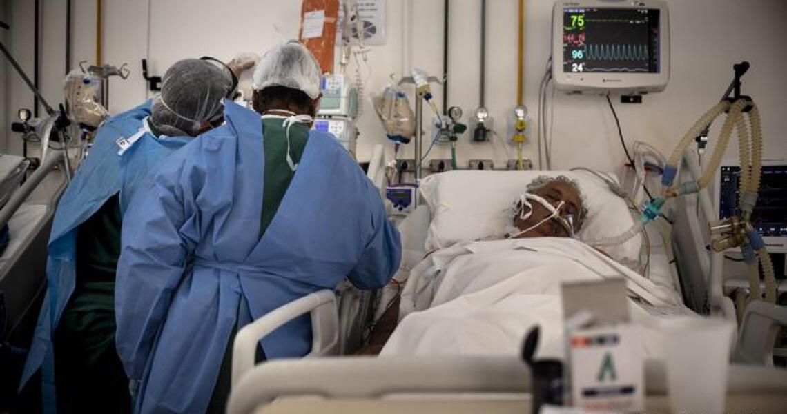 Nos hospitais, 70% dos profissionais se sentem despreparados para pandemia