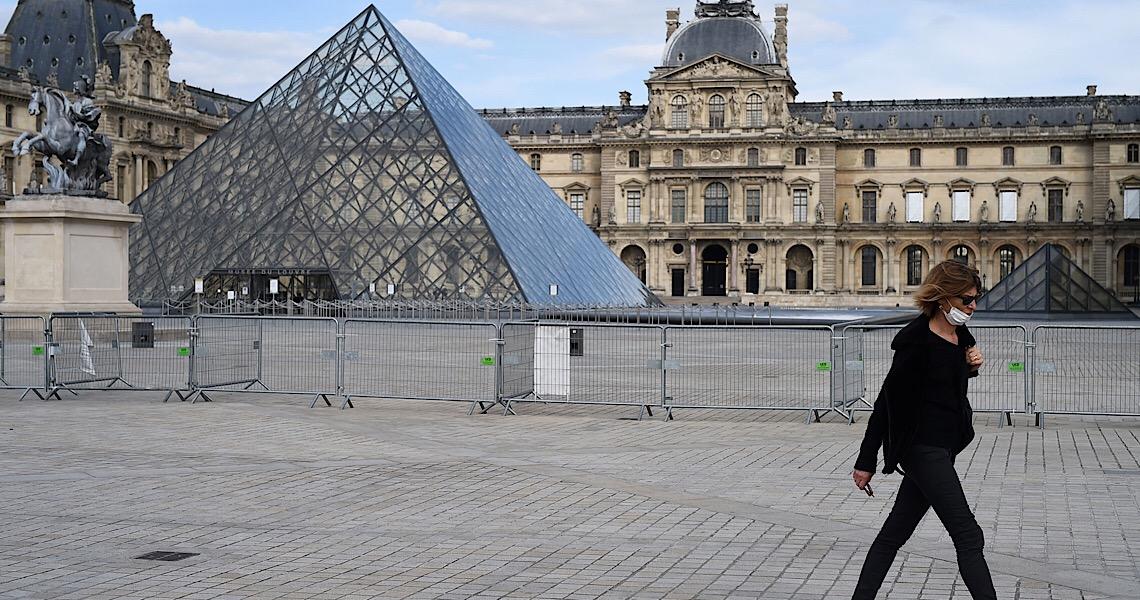PIB da França tem queda histórica de 13,8% no 2º trimestre