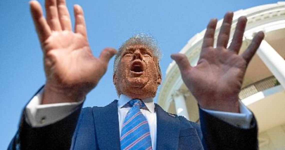 Presidente Donald Trump se isola ao sugerir adiar eleição