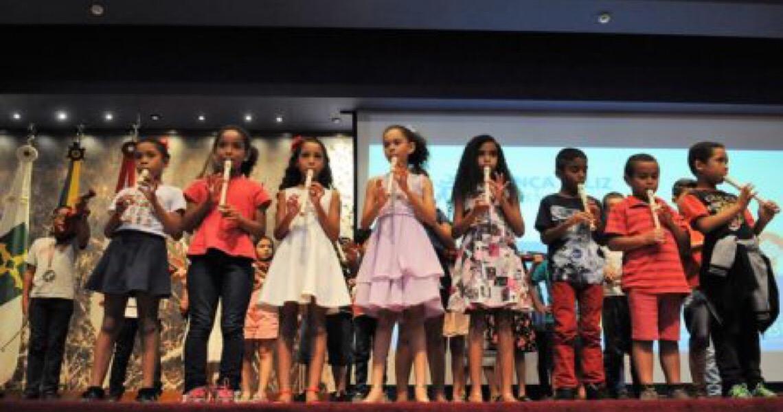 Primeira infância: Distrito Federal é referência nacional no desenvolvimento
