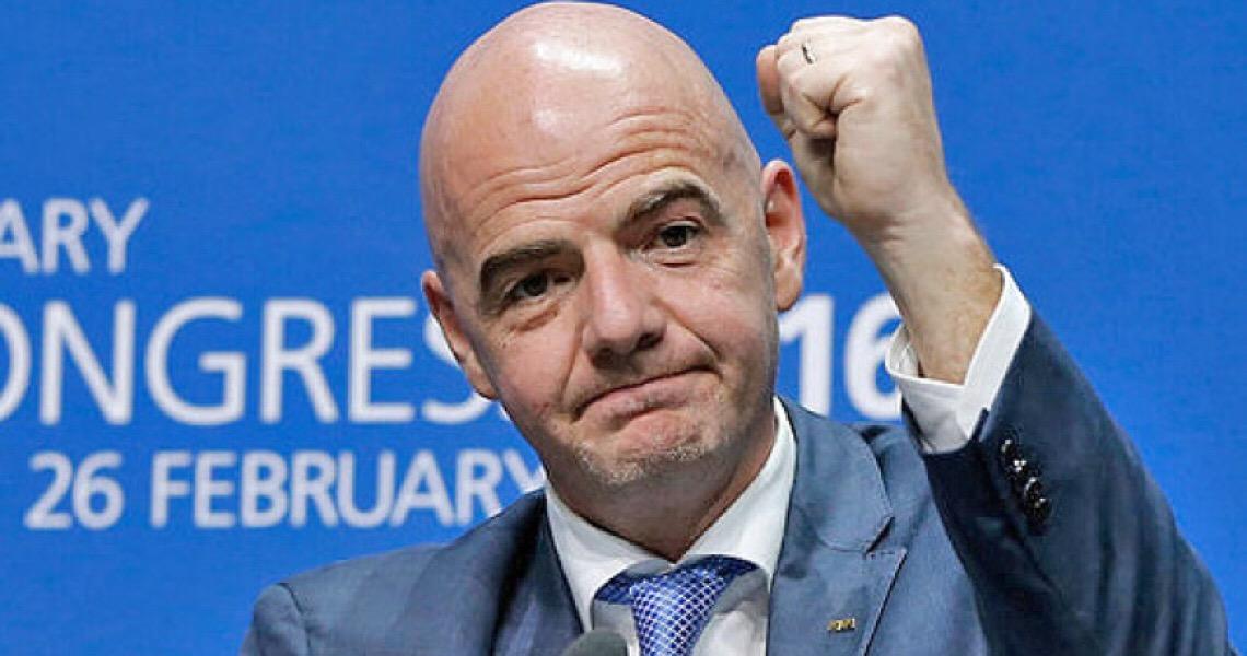 Fifa diz não haver motivo para investigação contra Infantino na Suíça