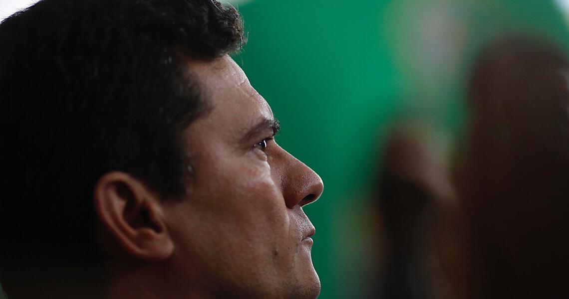 Sergio Moro rebate declarações de Bolsonaro sobre 'melhora' no combate ao crime
