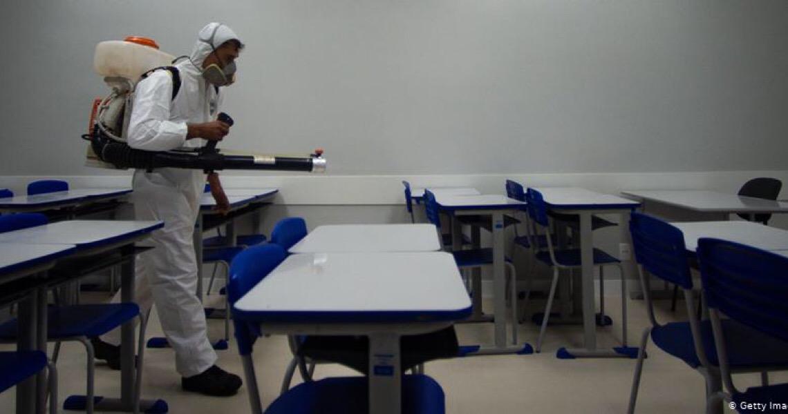 Pandemia causou maior interrupção da educação da história, diz ONU