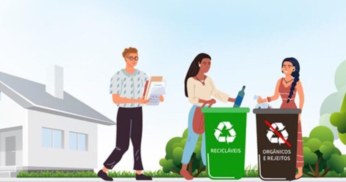 Eu faço minha parte: Confira como fazer o descarte correto de resíduos