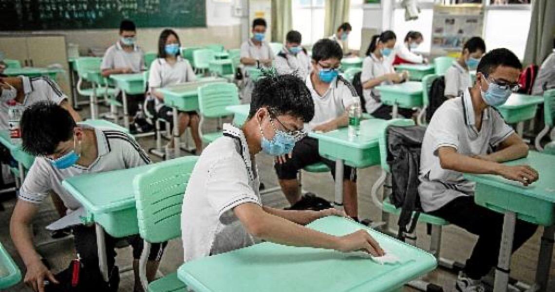 Volta às aulas pode agravar a pandemia