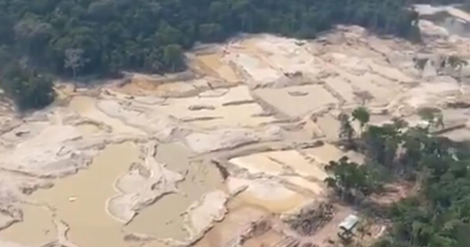 Governo interrompe ação de combate a garimpos ilegais em terra indígena no Pará