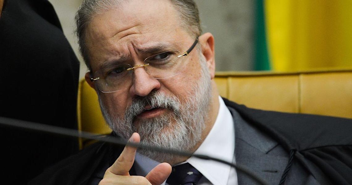 Não temos medo, Augusto Aras