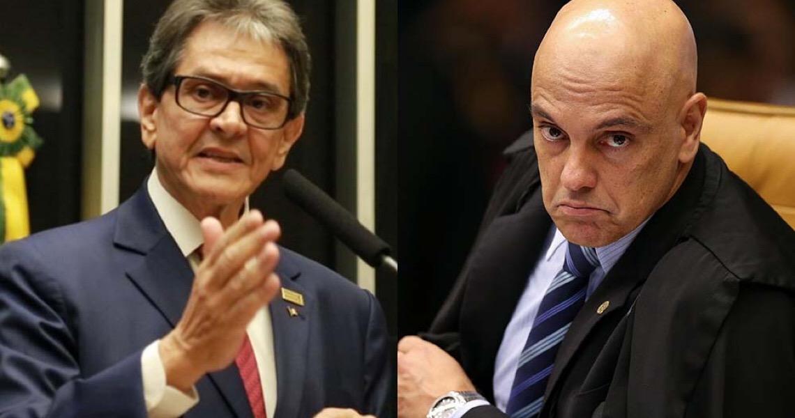 Toffoli nega pedido de Jefferson para que Moraes seja retirado da relatoria do inquérito das fake news