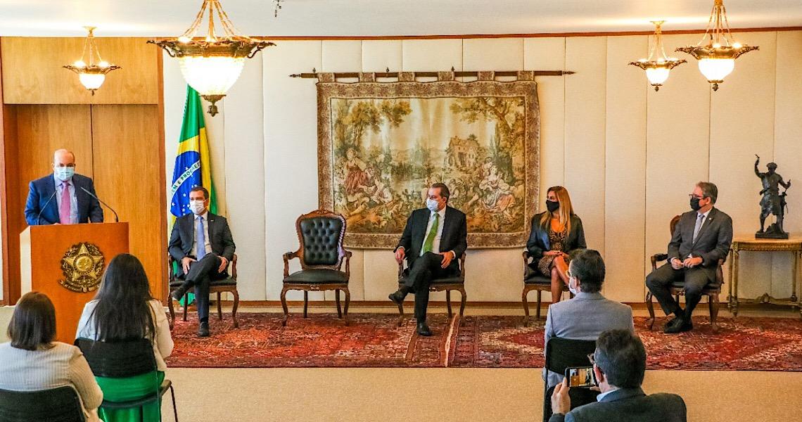 Acordo para ampliação e reforma do museu do STF