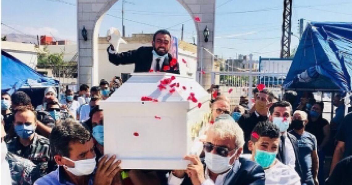 Morte de paramédica vira símbolo da fúria popular no Líbano