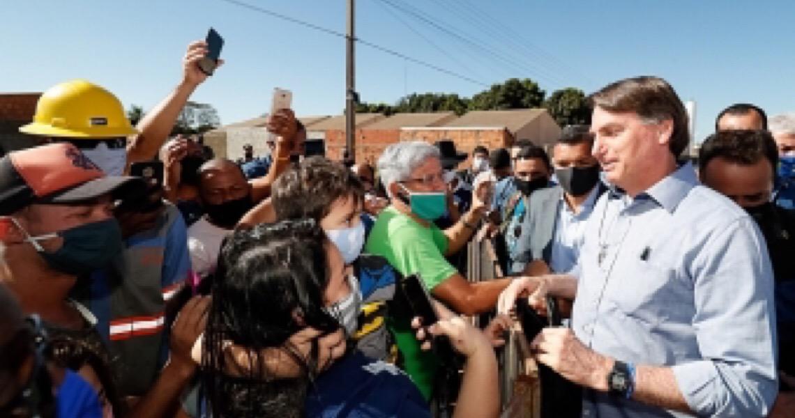 Na data em que Brasil ultrapassa 100 mil mortos, Jair Bolsonaro destaca pacientes recuperados