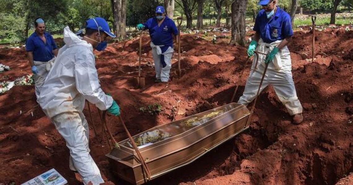Mortes por Covid-19 equivalem a varrer do mapa 37 cidades de Minas Gerais