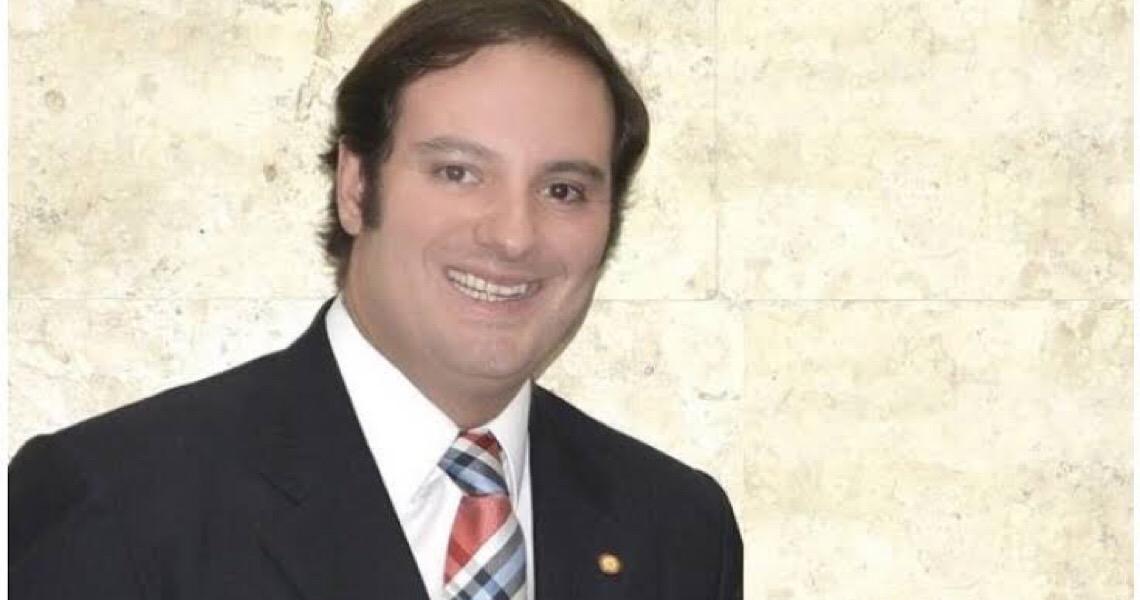 Guilherme Campelo, projeta lançar candidatura à presidência da Ordem dos Advogados do DF
