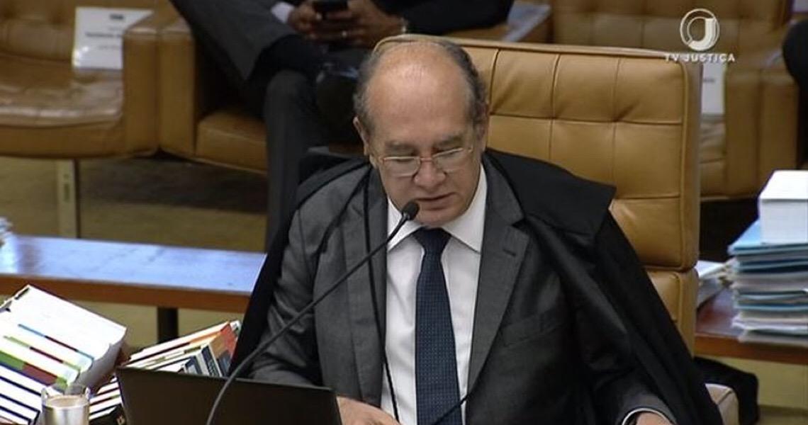 Justiça condena União a pagar indenização de R$ 59 mil por ofensas de Gilmar Mendes a Deltan Dallagnol