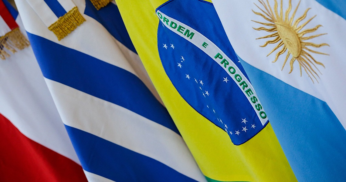 Bolsonaro promulga acordo com países do Mercosul para investigações conjuntas
