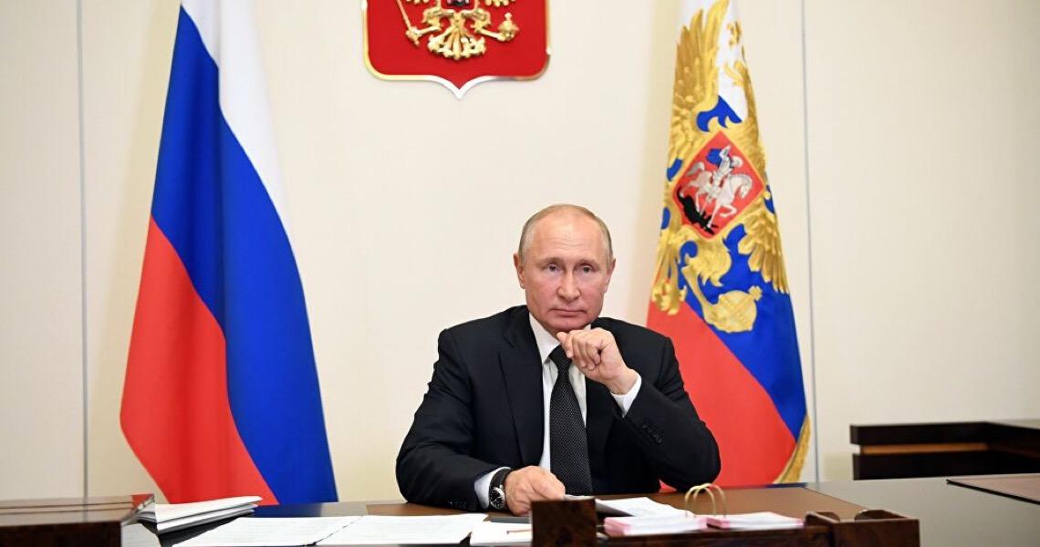Vladimir Putin anuncia registro de 1ª vacina contra Covid-19