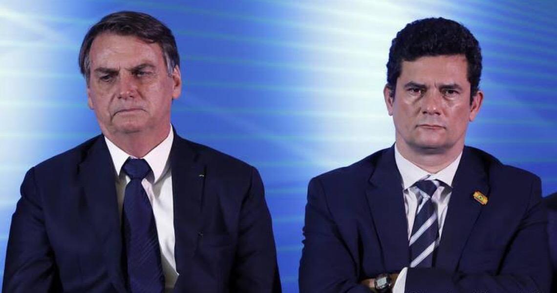 De olho nas eleições de 2022, o foco do Planalto é enfraquecer Moro