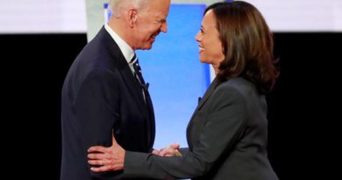 Senadora Kamala Harris é escolhida vice de Biden