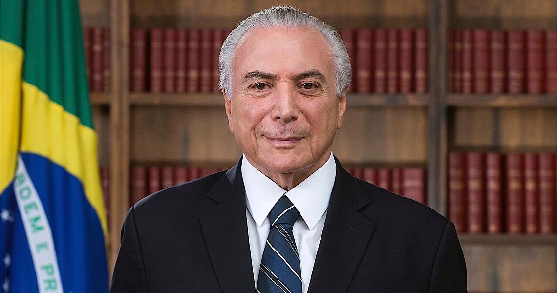 Brasil pode contribuir com pacificação do Líbano, diz Michel Temer