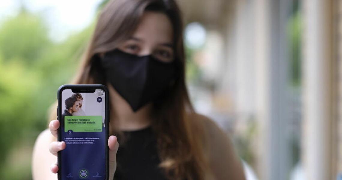Portugal prepara lançamento de app para rastreio de pacientes com covid-19