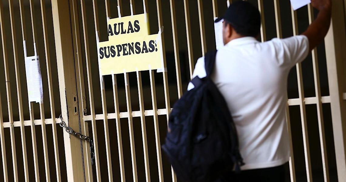 Justiça mantém suspensão de aulas presenciais na rede privada do Distrito Federal