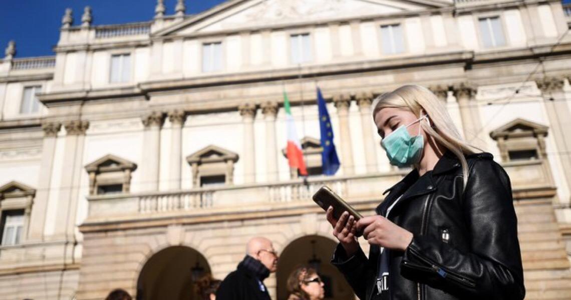 Temendo segunda onda, Itália fecha casas noturnas e obriga o uso de máscaras