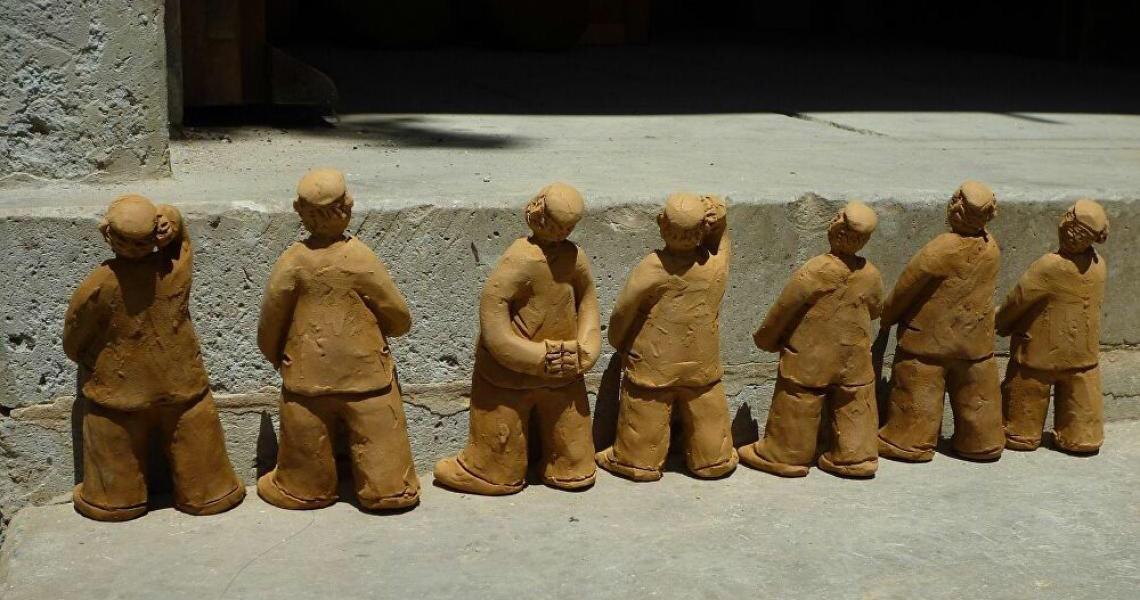 Estatuetas de argila de 3.500 anos são descobertas na Polônia
