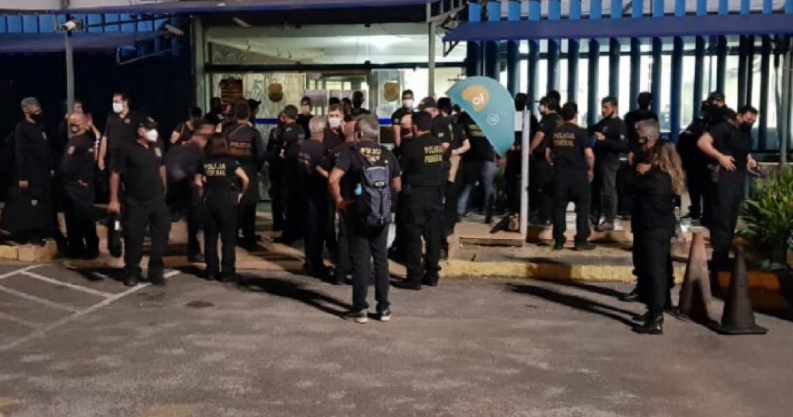 Operação Além Mar sequestra sete aviões, cinco helicópteros, 42 caminhões, fazendas e bloqueia R$ 100 milhões do tráfico
