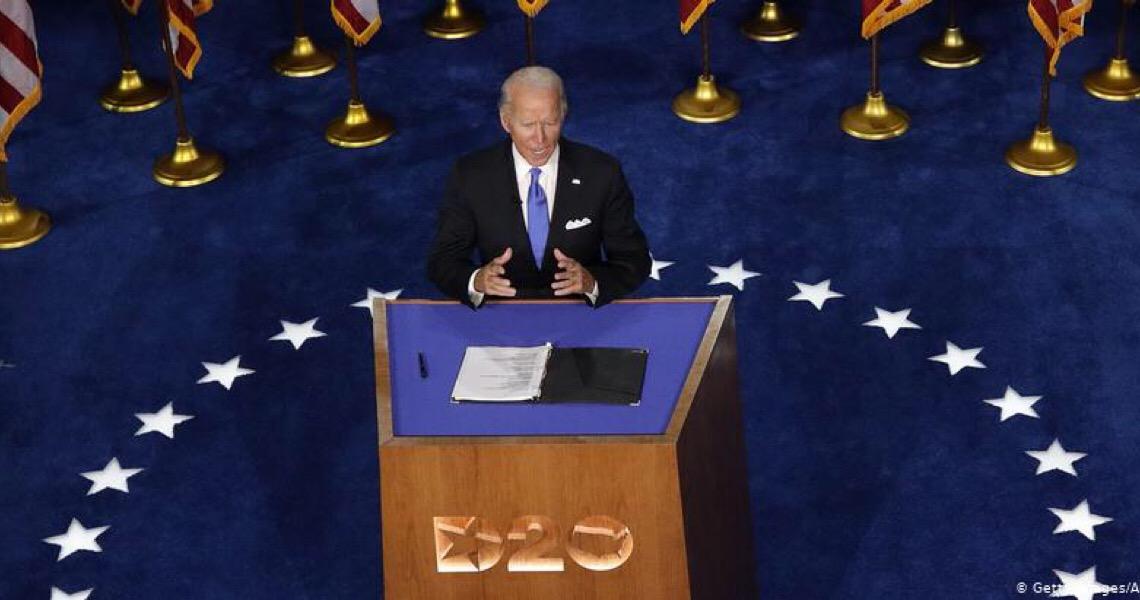 Joe Biden promete tirar os EUA dos