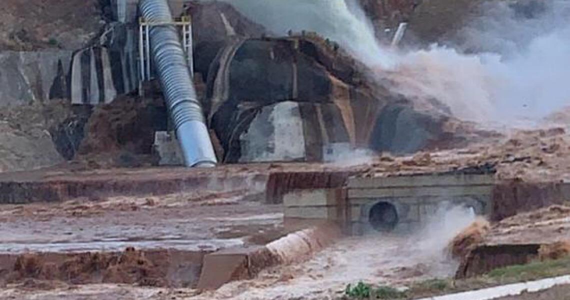 Rompimento alerta para antigos problemas na obra da Transposição do Rio São Francisco