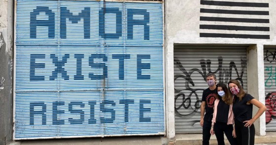 Inspirados em Vieira de Mello voluntários distribuem ajuda humanitária no Rio de Janeiro