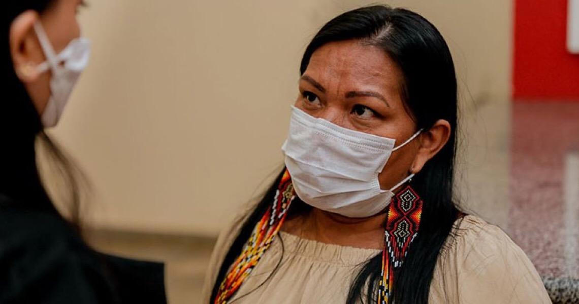 Parceria entre TJ do DF e governo do Acre leva ação contra violência doméstica a comunidades indígenas
