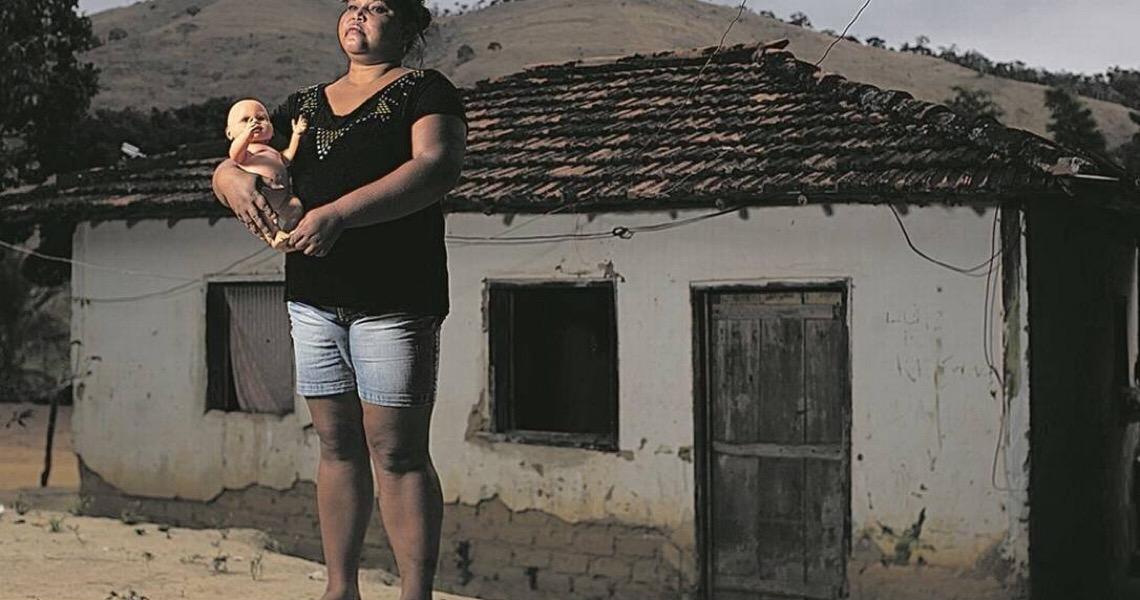 Conheça a história de uma vítima de estupro que teve filho aos 11 anos, em 1998