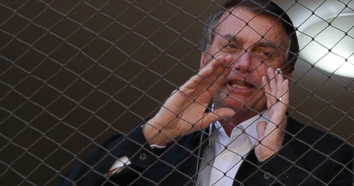Em evento pró-cloroquina, Bolsonaro diz que jornalista 'bundão' tem mais chance de morrer de coronavírus