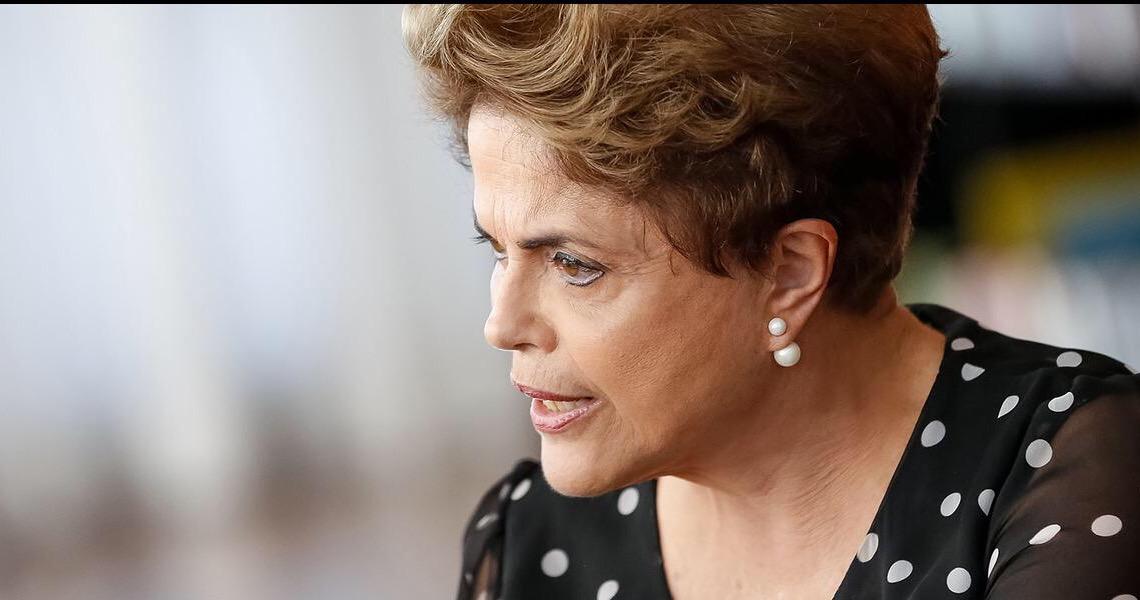 """Dilma reforça sua crítica à Folha e chama o jornal de """"gabinete do ódio da grande imprensa"""""""